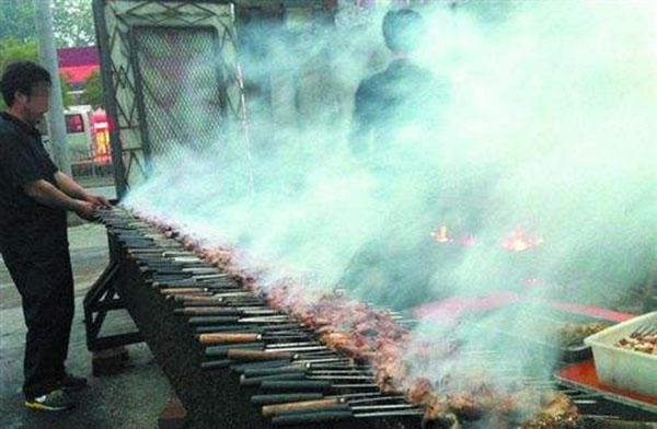 自动烧烤机,自动烧烤机厂家,自动烧烤设备,