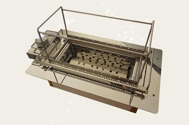 自动烧烤炉,自动翻转烧烤炉,自动烧烤设备,烧烤设备厂家,