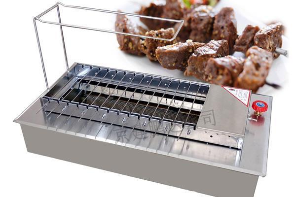 如果宋朝的时候有无烟电烧烤炉契丹人该怎么吃烧烤?