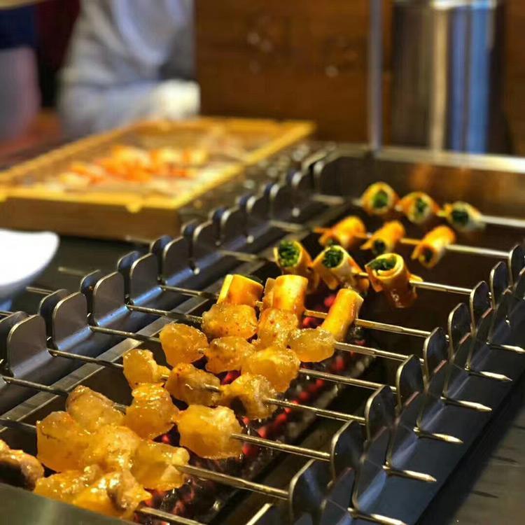 自己在家用电烤炉自助烧烤的话怎么最好吃?