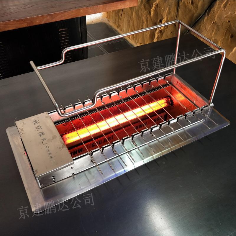 如何操作能确保无烟烧烤设备的使用安全?